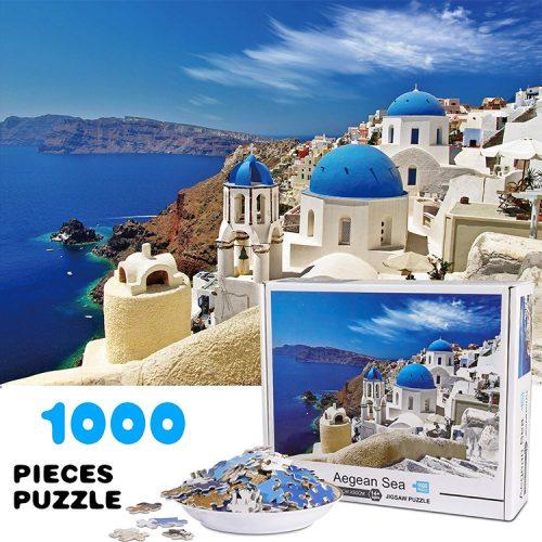Aegean Sea Puzzle