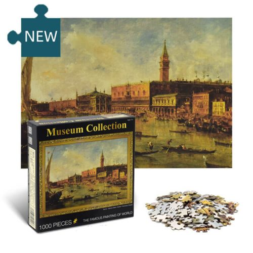Oil Painting Jigsaw Puzzle