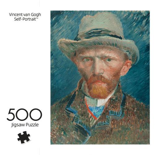 Vincent van Gogh Self-Portrait Jigsaw puzzle