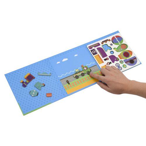 Magnetic Art Puzzle