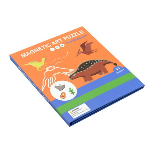 Dinosaurs Magnetic Puzzle
