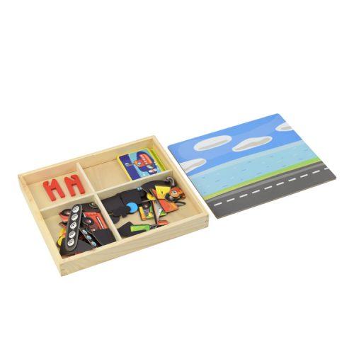 Kids Vehicle Puzzles