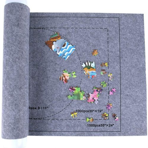 Roll Up Puzzle Mat Set