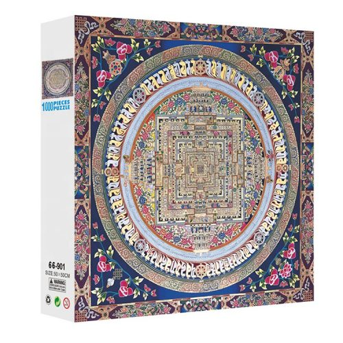 Jigsaw puzzles round shapes