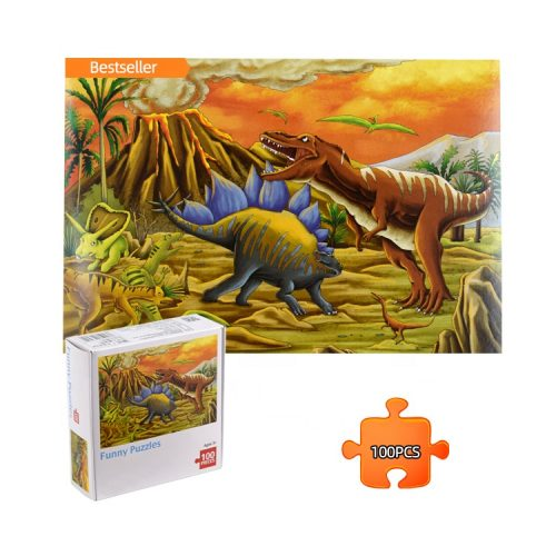 Animal Jigsaw Puzzle 100pcs