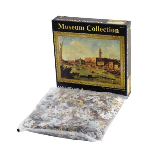 Oil painting 1000 pieces Jigsaw Puzzles