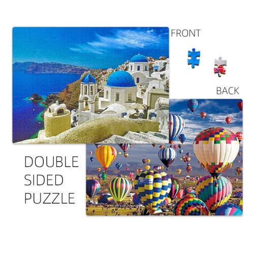 1000 pieces Wood Jigsaw Puzzle