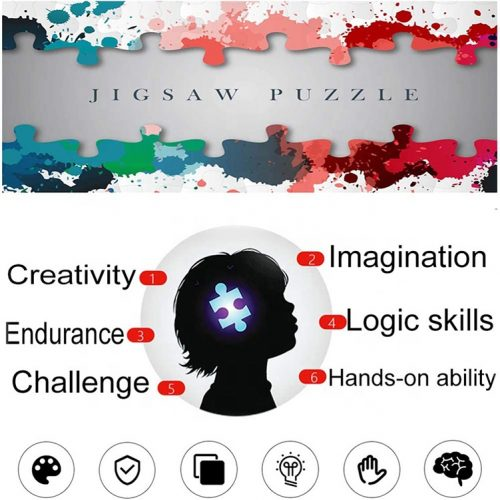 Round Jigsaw Puzzles For Adults