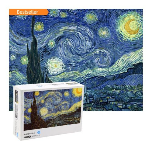 Space Puzzle 1000 Pieces Jigsaw